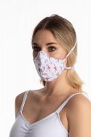 So Danca Maske mit Kopfband für Erwachsene RDE-2178