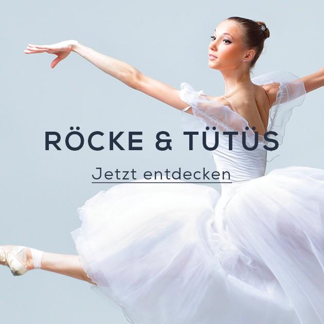 Ballet Röcke & Tütüs