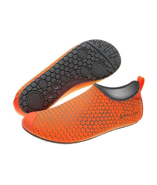 BALLOP Barfuß Schuhe Triangle Orange BP912
