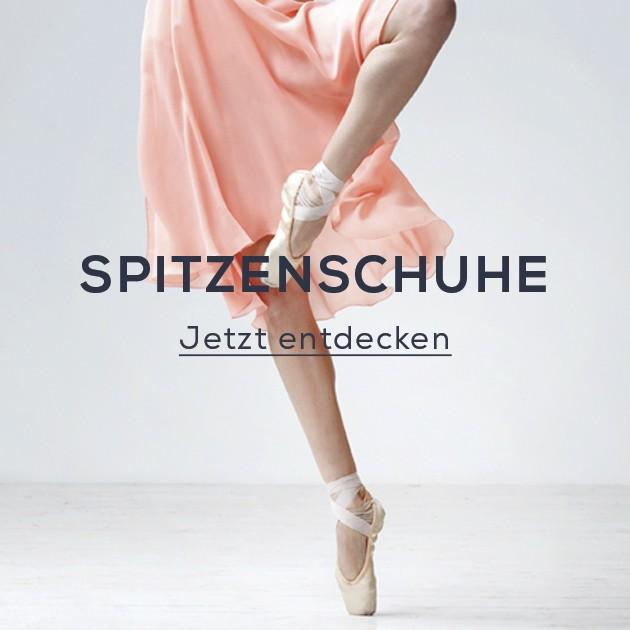 Ballet Spitzenschuhe
