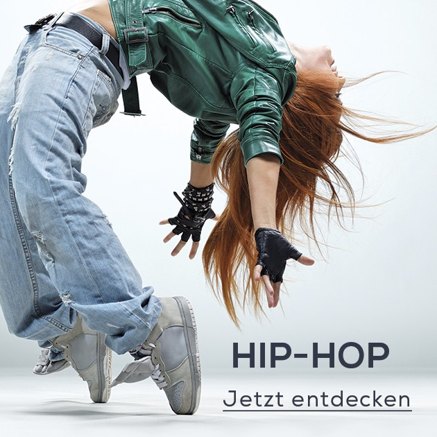 Dancesneaker Hip Hop