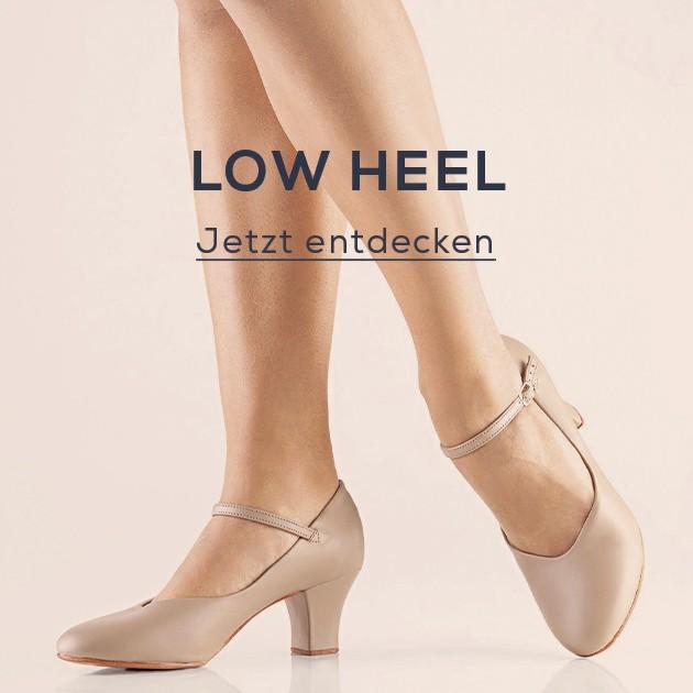 Standard | Latein | Swing Low Heels