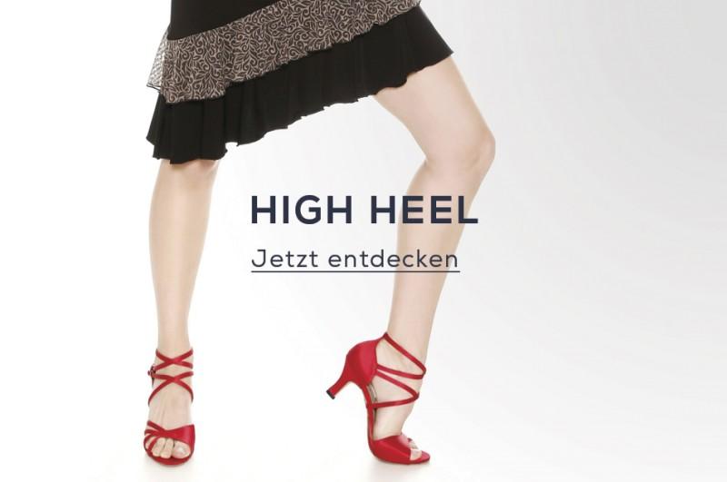 Standard | Latein | Swing High Heels
