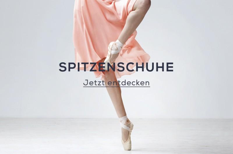 Ballett Spitzenschuhe