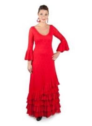 davedans Flamenco-Kleid 3628